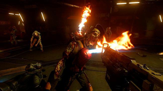 Обзор игры Doom VFR