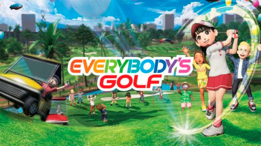 Обзор игры Everybody's Golf