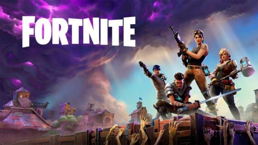Обзор игры Fortnite