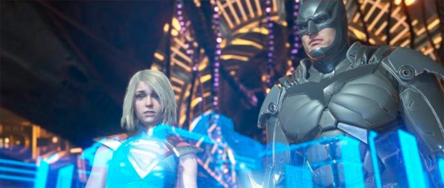 Обзор игры Injustice 2: Супермен против всех