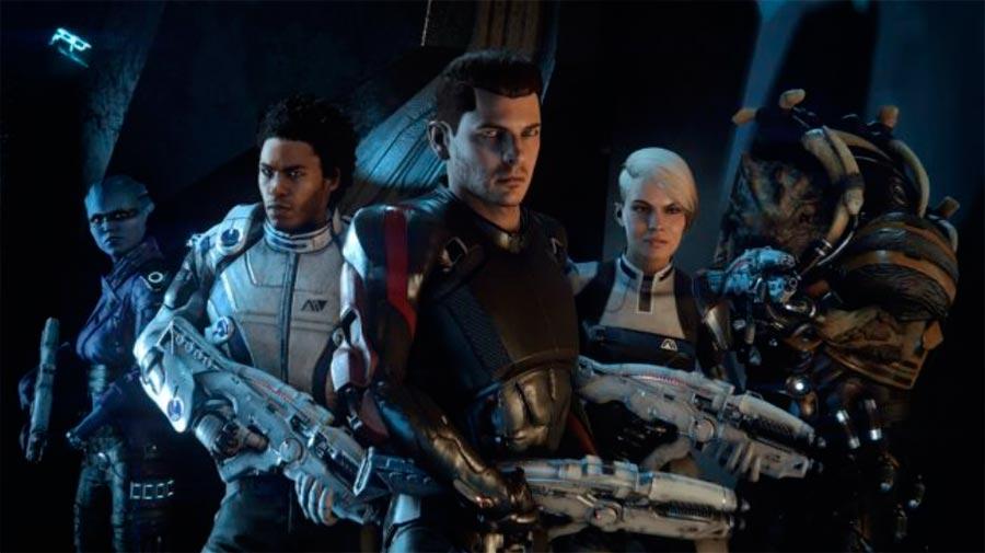 Обзор игры Mass Effect Andromeda