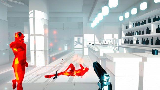 Обзор игры SUPERHOT