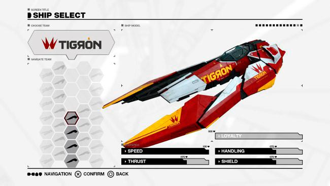 Обзор игры Wipeout Omega Collection