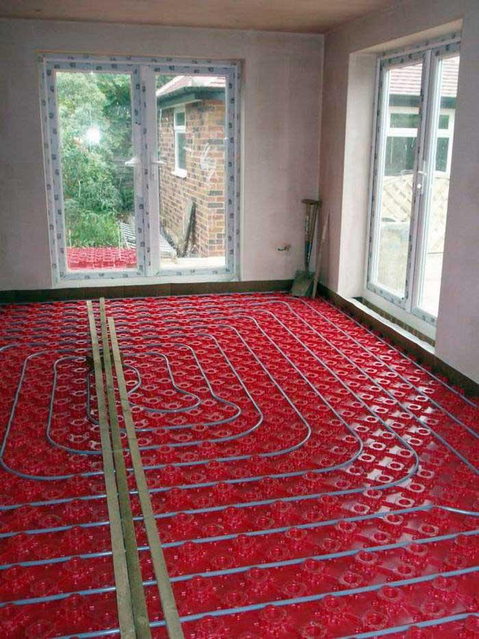 зимний уют в доме winter atmosphere in the house полы с подогревом underfloor heating