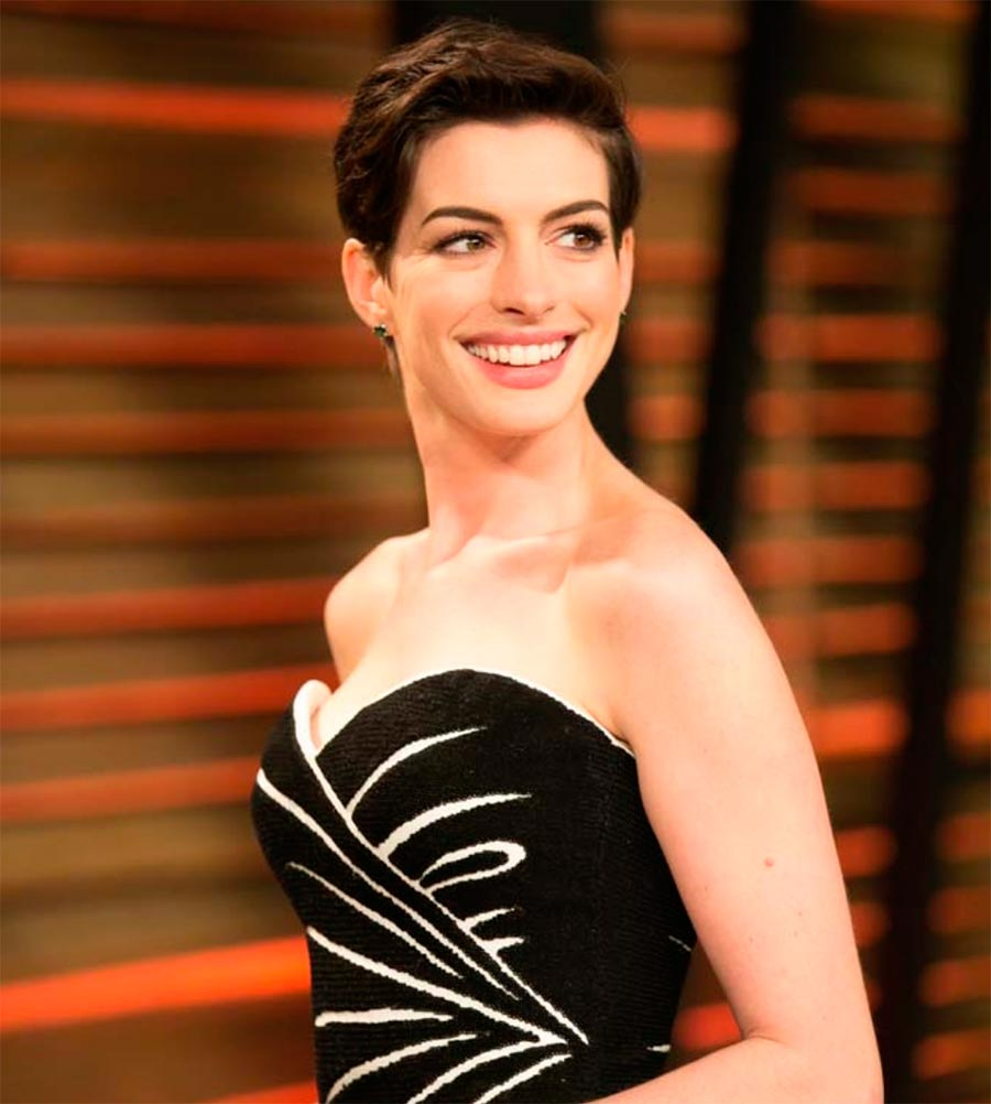 звездные улыбки Энн Хэтэуэй Anne Hathaway
