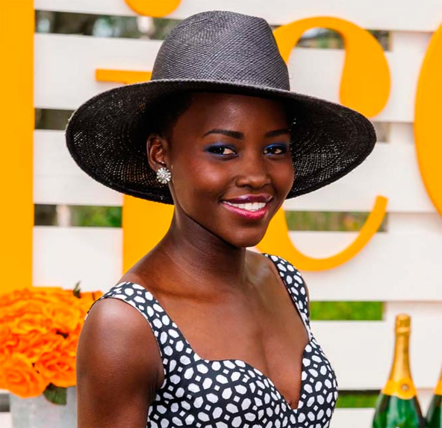 звездные улыбки Люпита Нионго Lupita Nyongo