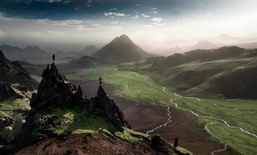 изумительные виды на земле amazing species on earth Фьятлабакслейд Исландия Placebased Iceland