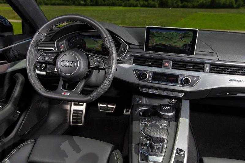 Audi A4 ABT Sportsline