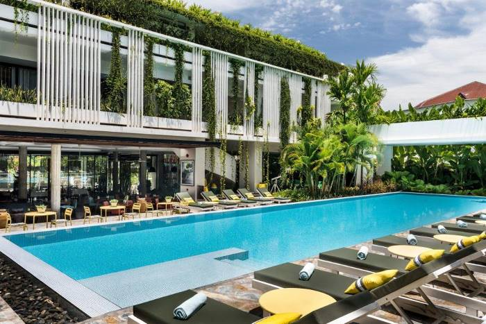 отель Viroth's Hotel Сием-Рип Камбоджа