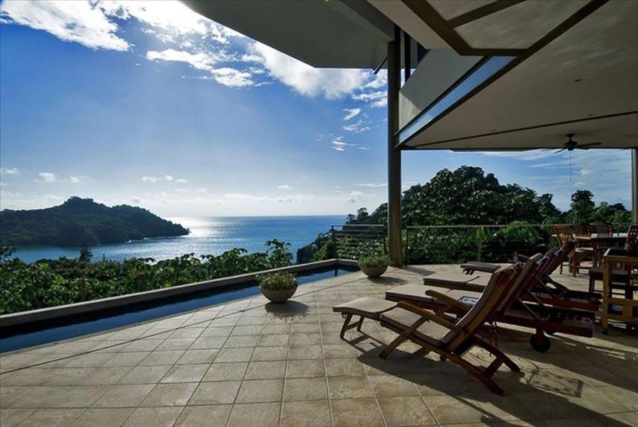 отель Tulemar Bungalows & Villas Национальный парк Мануэль Антонио Коста-Рика