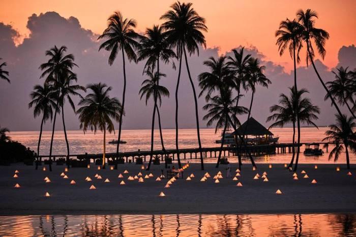 отель Gili Lankanfushi Ланкафуши Мальдивы