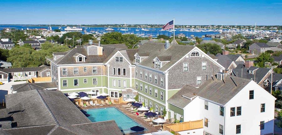 отель The Nantucket Hotel & Resort Нентукет Массачусетс США