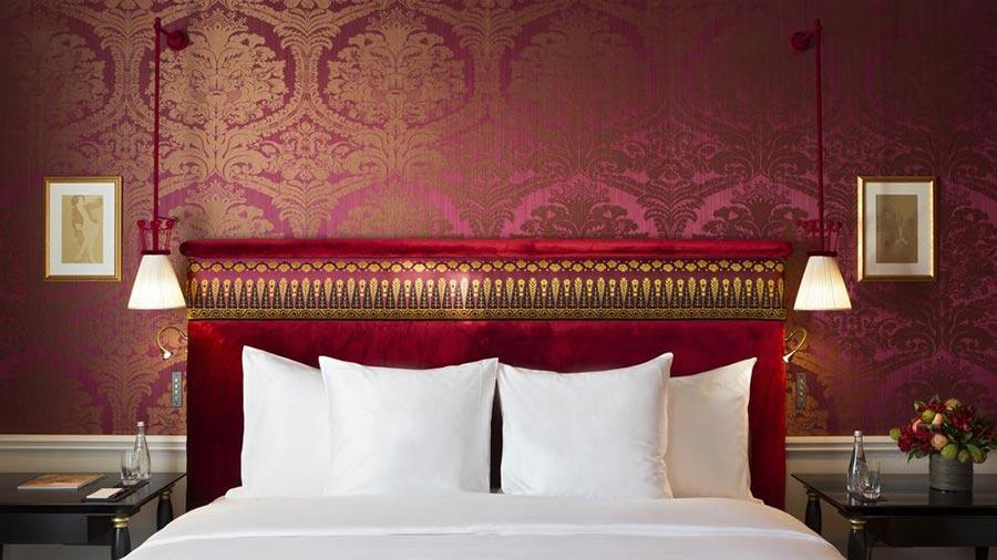 отель La Reserve Paris — Hotel and Spa Париж Франция