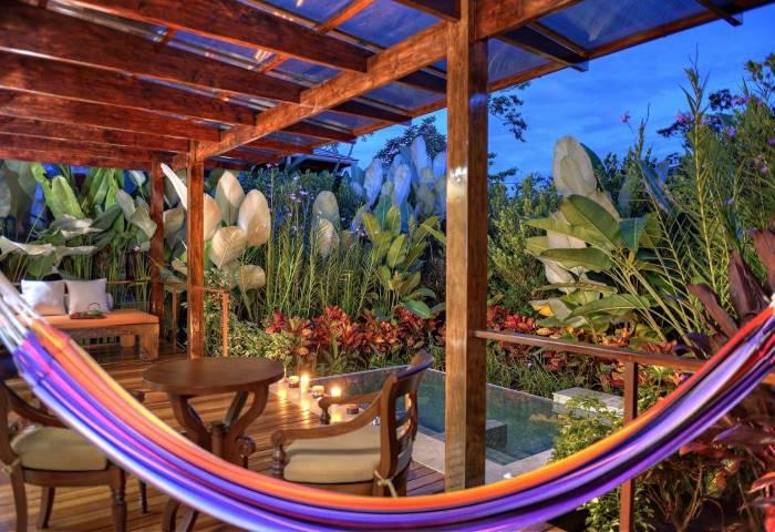 отель Nayara Springs Фортуна-де-ла-Сан-Карлос Коста-Рика