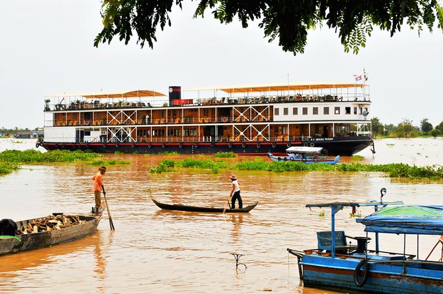 речные круизы Меконг