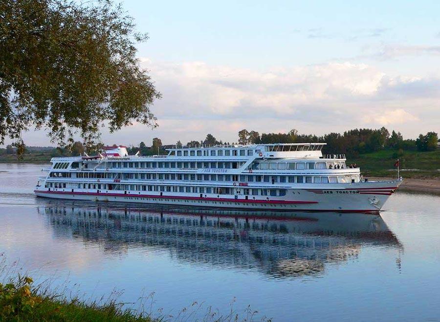речные круизы Волга