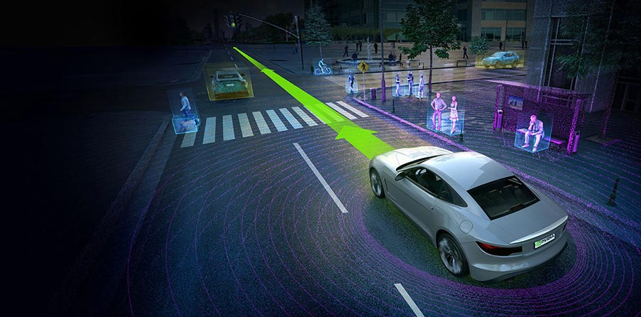 Chery будет использовать технологии Nvidia в своих робомобилях