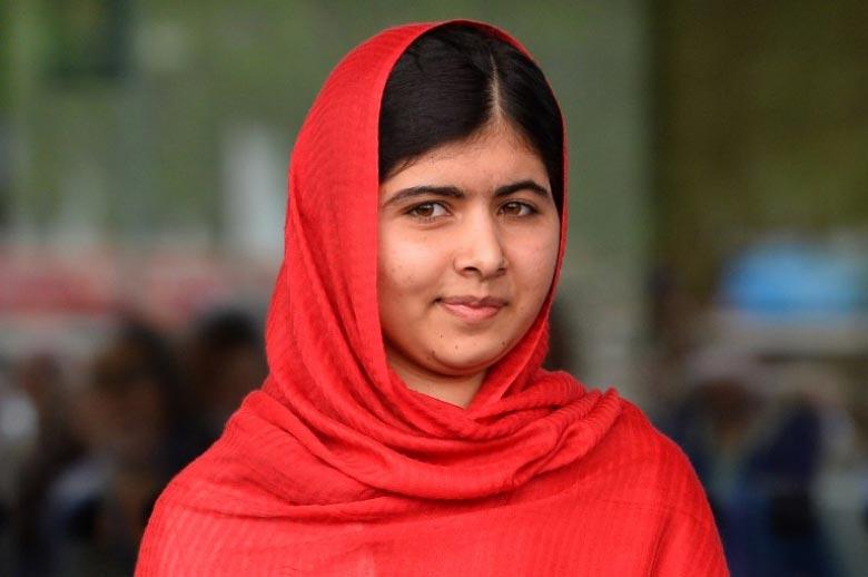 дети которые изменили мир Малала Юсуфзай