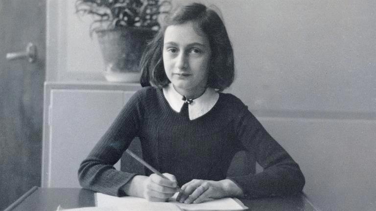 дети которые изменили мир Анна Франк