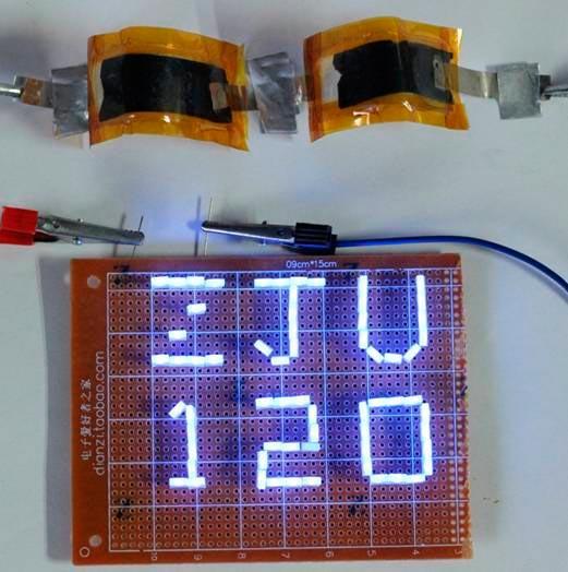 Заряд за 5 секунд: в Китае разработали аккумулятор