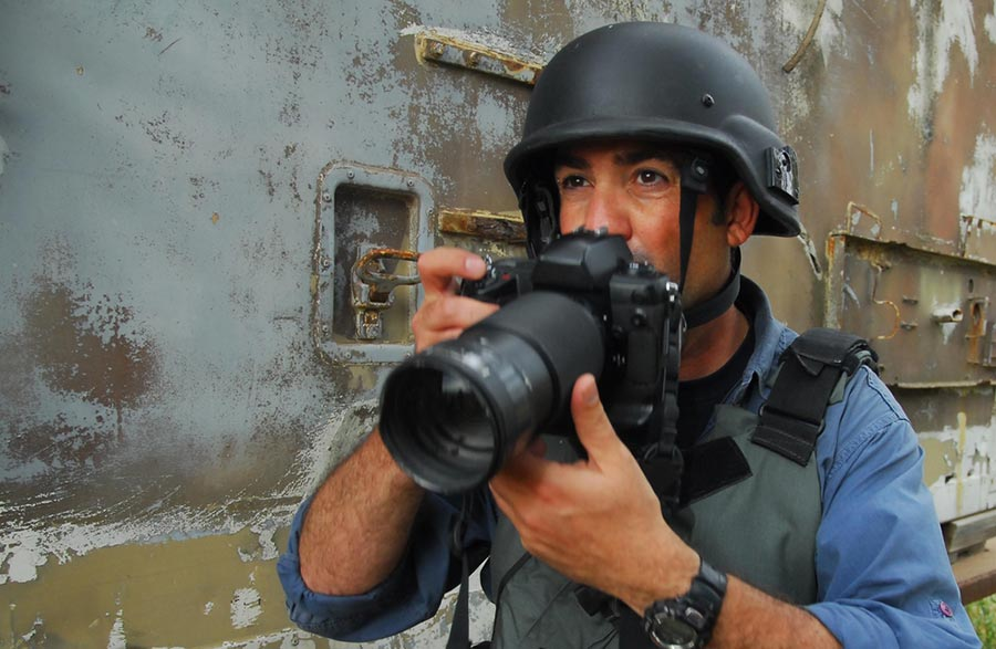 опасные профессий в мире Военный корреспондент
