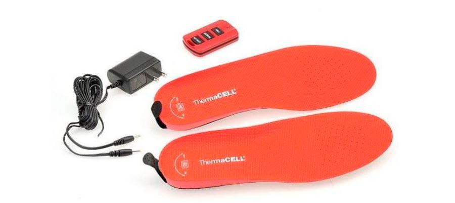 устройство поможет согреться зимой ThermaCell Rechargeable Heated Insole