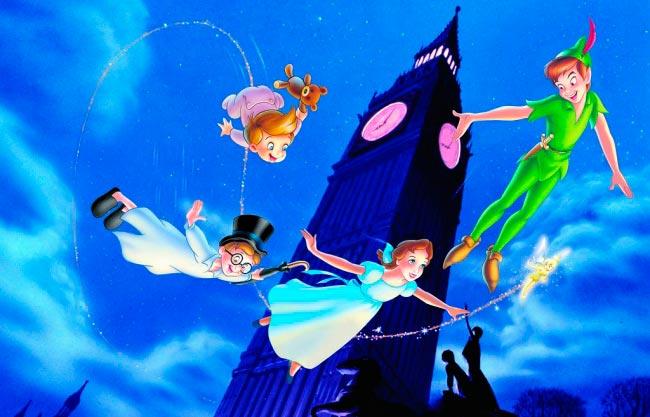 Disney Питер Пэн