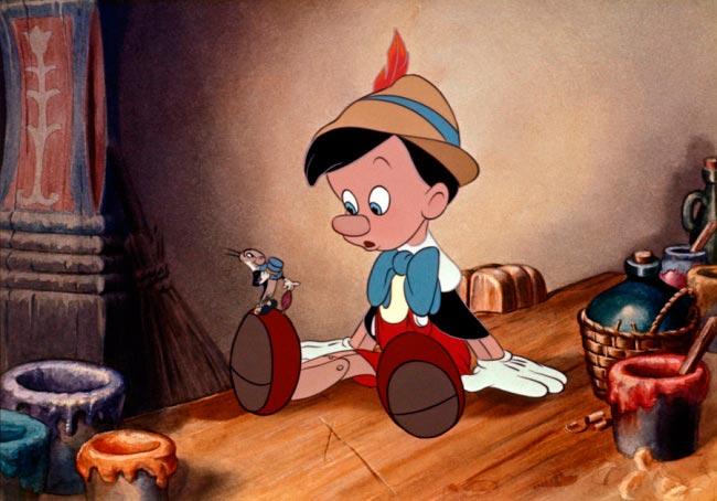 Disney Пиноккио
