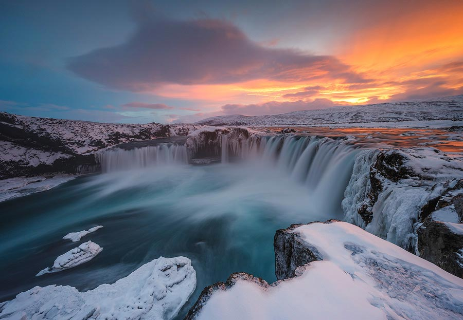 Эрез Маром зимняя Исландия Erez Marom winter Iceland