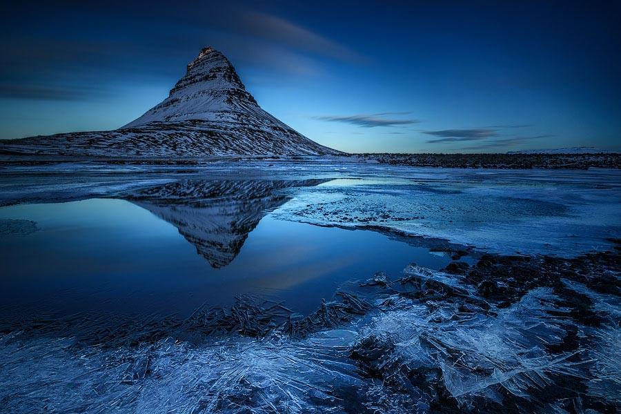 Эрез Маром зимняя Исландия Erez Marom winter Iceland