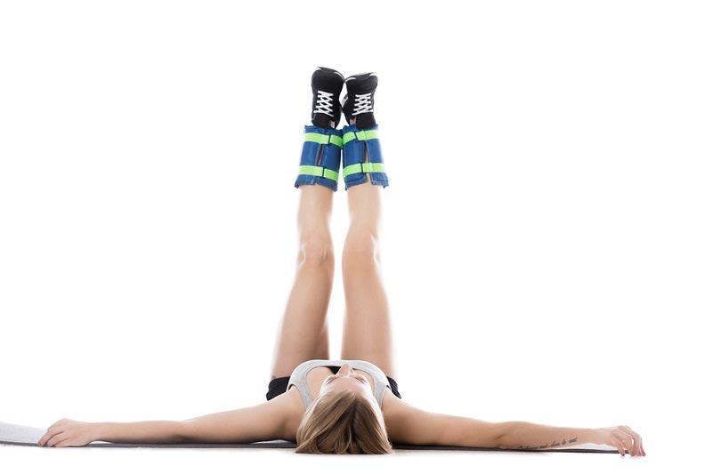 упражнения для талии Маятник