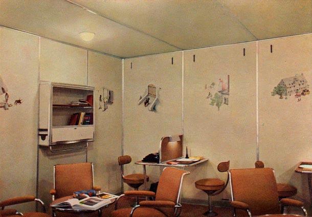 Гинденбург цеппелин Hindenburg zeppelin комната для письма room for writing