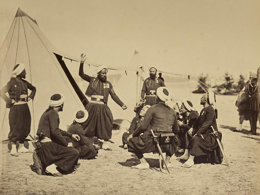 historical events 36 - Исторические события 1857 года (часть 2)