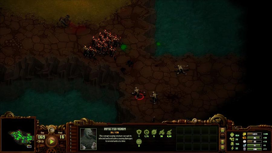 They Are Billions: гайд по зомби