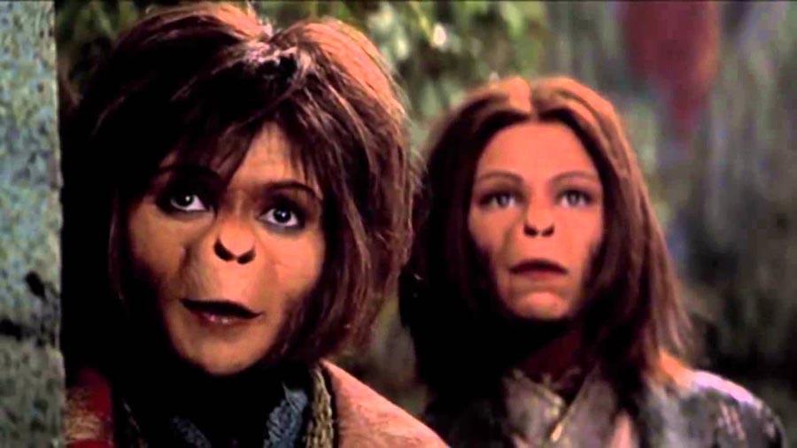 знаковые фильмы-антиутопии Планета обезьян (1968)