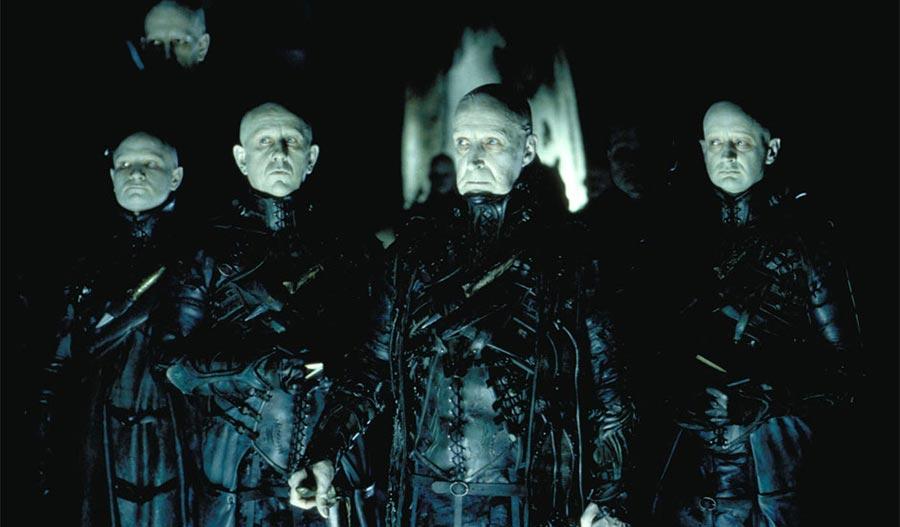 знаковые фильмы-антиутопии Темный город