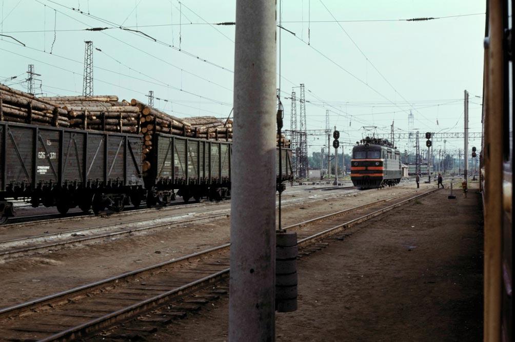 путешествие по Транссибу Ярославский вокзал