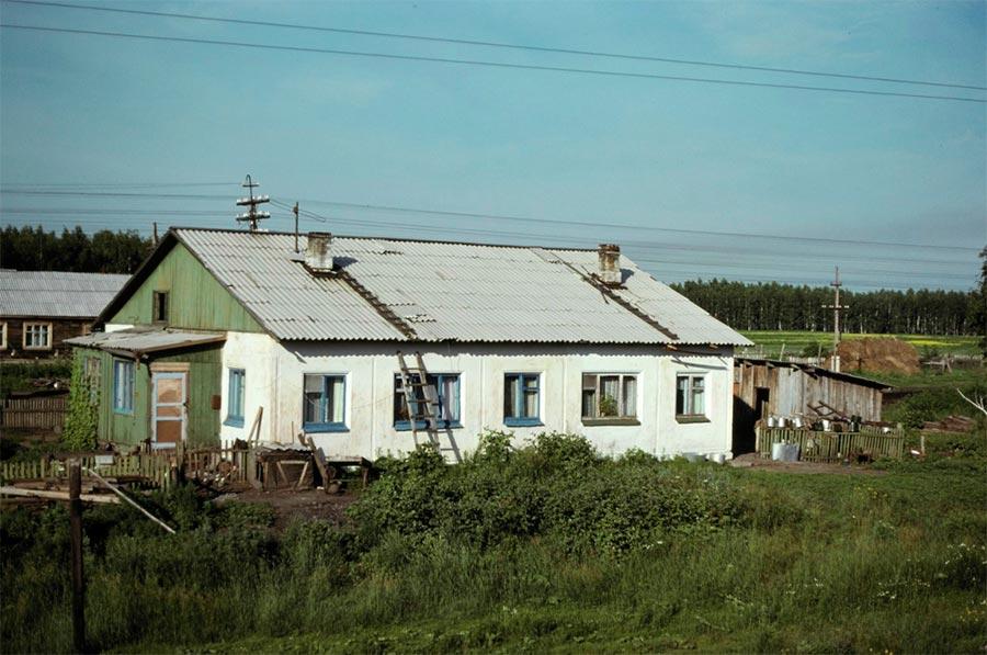 путешествие по Транссибу Омск