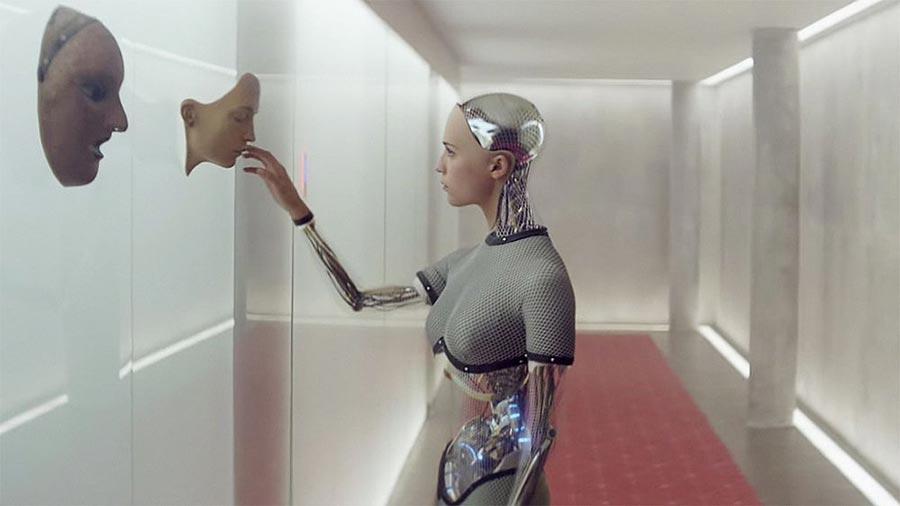 Любовь и роботы: необычная индустрия современности Из машины
