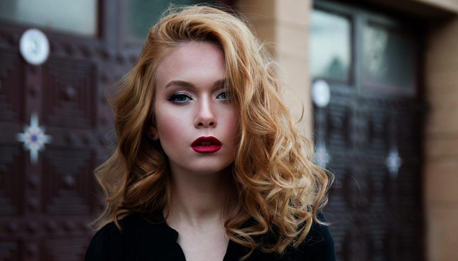 Стили макияжа Россия