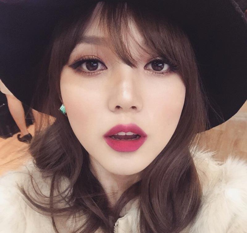 Стили макияжа Южная Корея