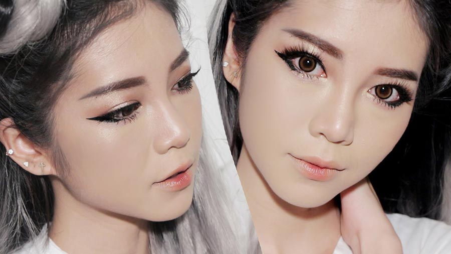 Стили макияжа Япония