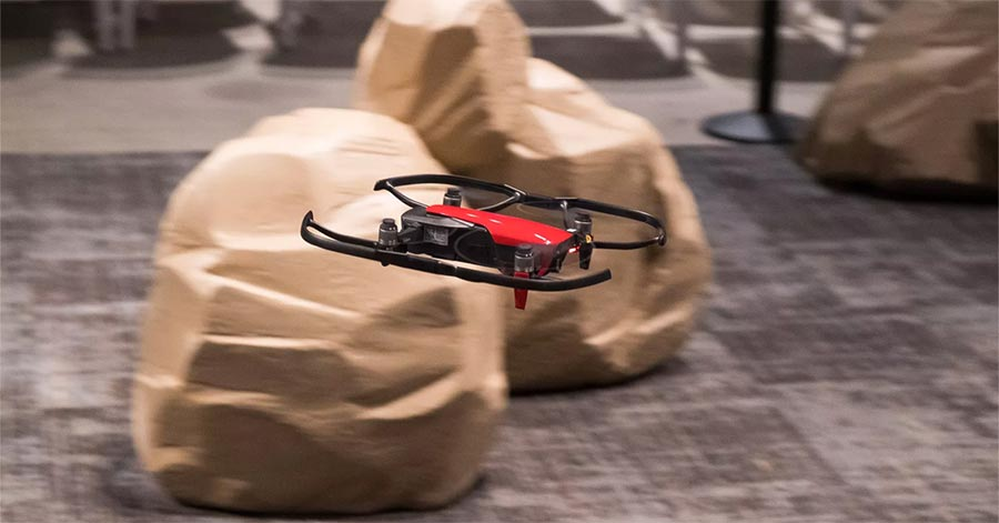 Mavic Air: новый складной беспилотник DJI