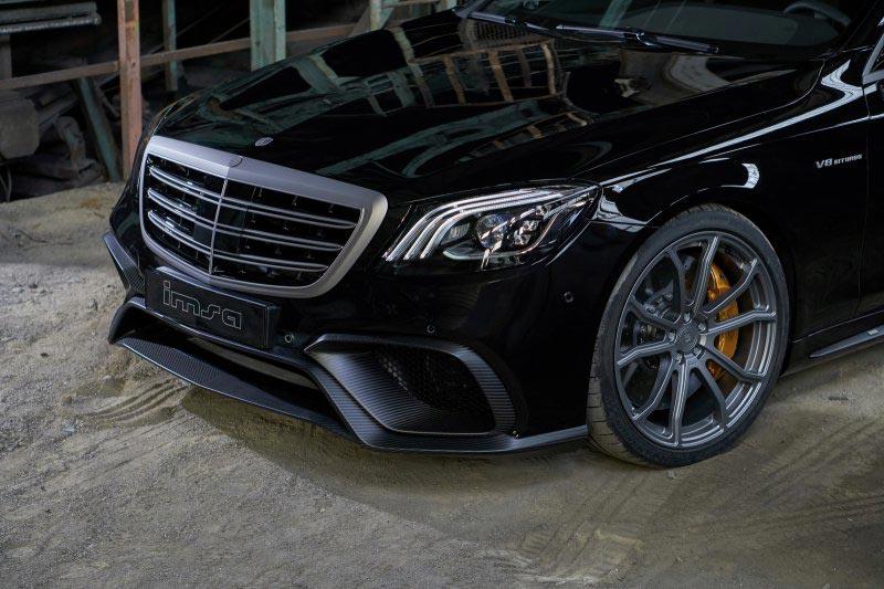 IMSA: Mercedes-AMG S63, 710 сил
