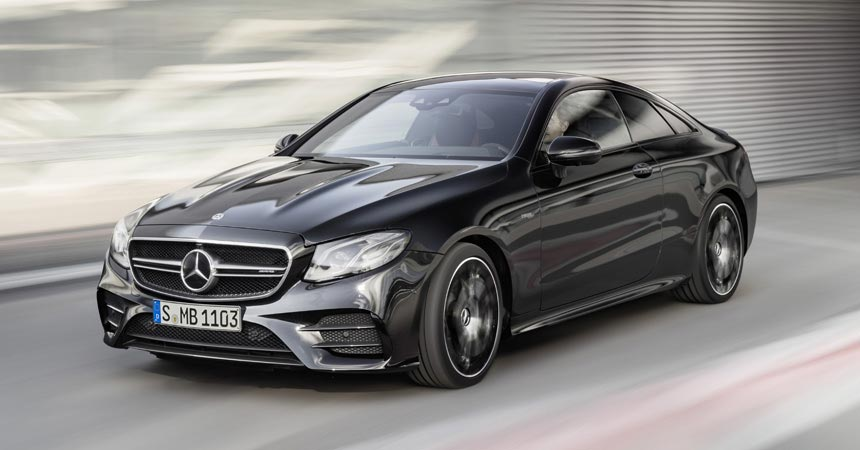 Mercedes-AMG E 53: гибрид среднего заряда