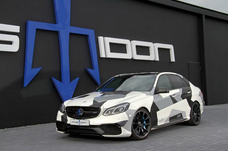 Mercedes-AMG E63 S тюнинг Posaidon