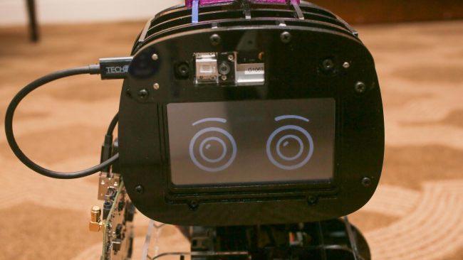 CES 2018 Misty: первый робот для программистов