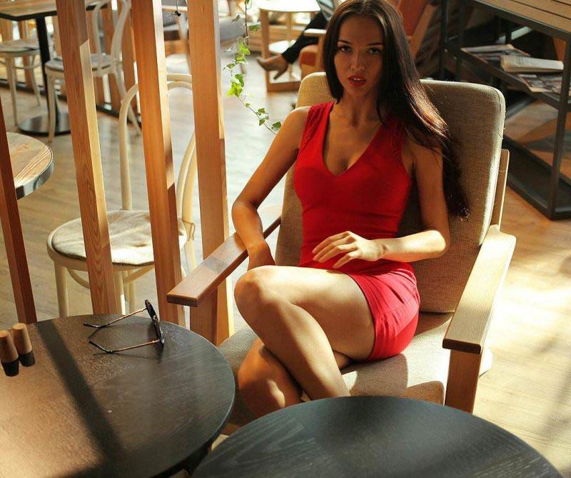 Анастасия: горячая красотка из северной столицы