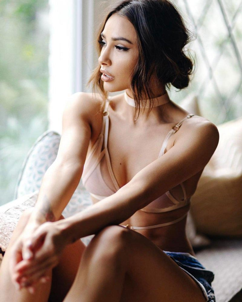 модель Мишель model Michele Maturo
