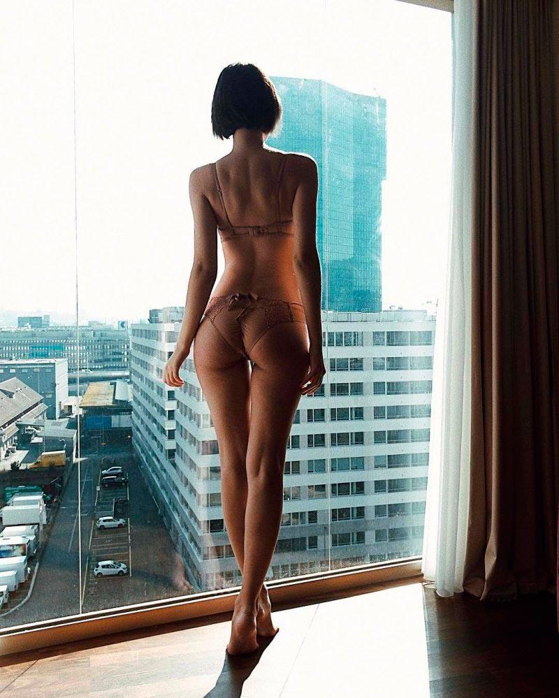 модель Ariel Наташа Удовенко model Natasha Udovenko